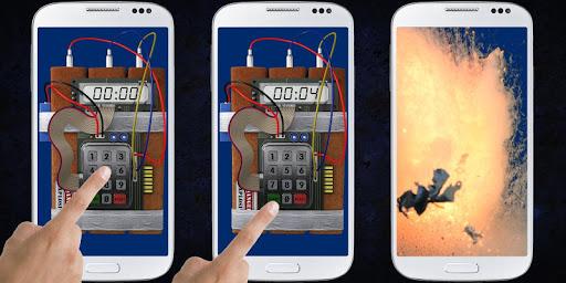 炸弹爆炸 - 模拟器
