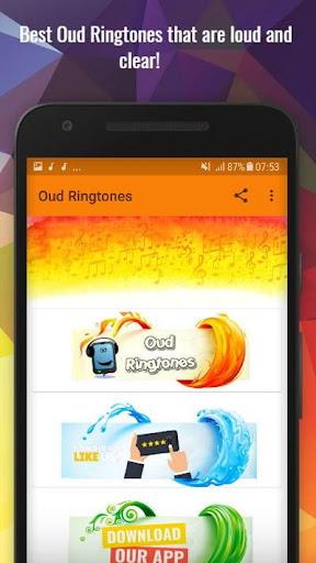 Oud Ringtones screenshots 1