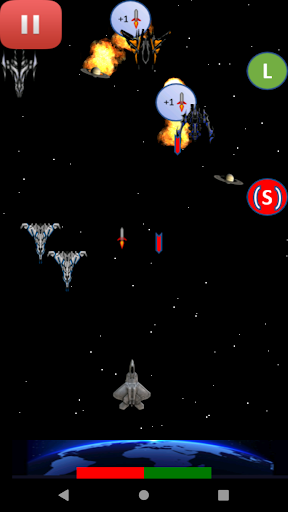 Galaxy Attack Space Game 1.0 screenshots 1