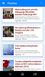 Poslovni svijet- screenshot thumbnail