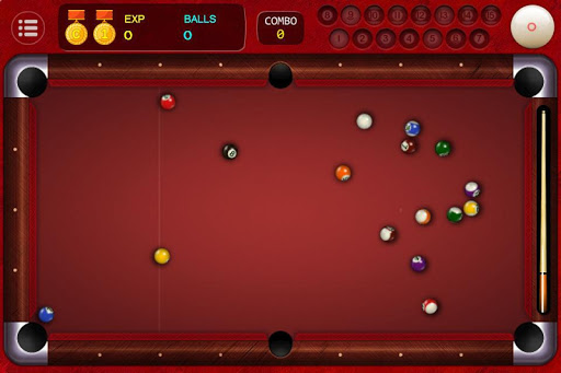 billiards 2017 - 8 ball pool screenshot 2