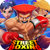 Super Boxing Champion: Street Fighting