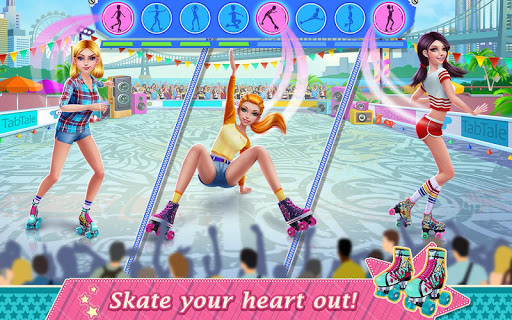 Roller Skating Girls - Dance on Wheels 1.0.4 Cheat screenshots 8