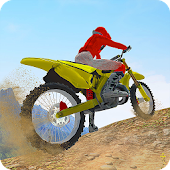 Uphill Offroad Bike Games 3D