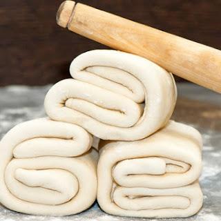 Rough Puff Pastry Dough Recipe