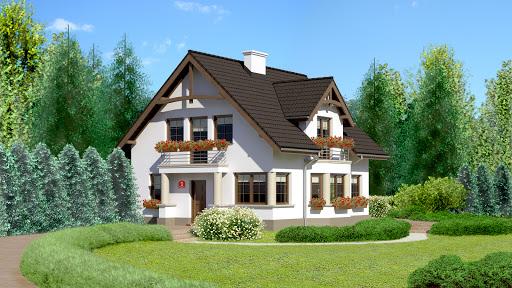 projekt Dom przy Przyjaznej