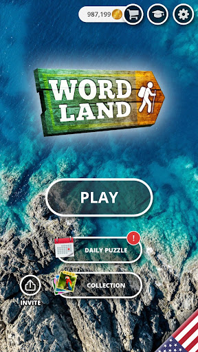 Word Land - Crosswords screenshot 1