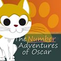 The Number Adventures of Oscar icon