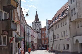 Photo: městská brána v Prudniku