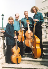 Photo: Photo: Ted Copper: The Rose Consort of Viols at Greenwich 2002.