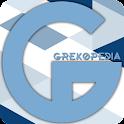 Grekopedia icon