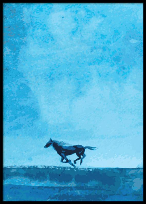 Knight Rider II, Poster