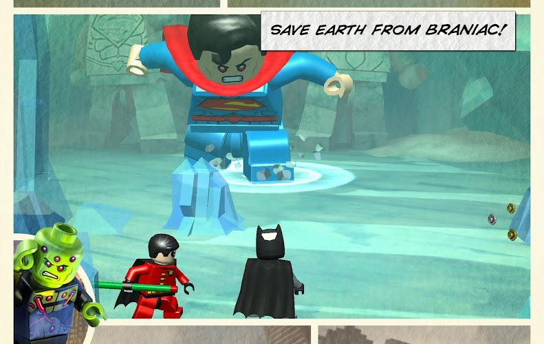 LEGO® Batman: Beyond Gotham v1.03.1~4 Mod (Unlimited Money) APK - screenshot