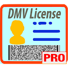 Pro: US DMV Driver License Scanner, reader scan icon