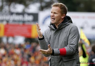 """Wouter Vrancken, le coach de Malines : """"Nous devons finir le boulot"""""""