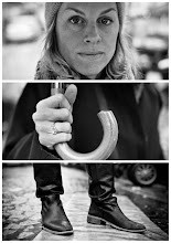 Photo: Triptychs of Strangers #9: The German - Paris > Full story: http://goo.gl/hiCFt