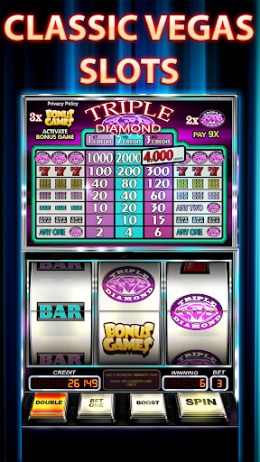 Free Slots Triple Diamond 2.9 screenshots 8