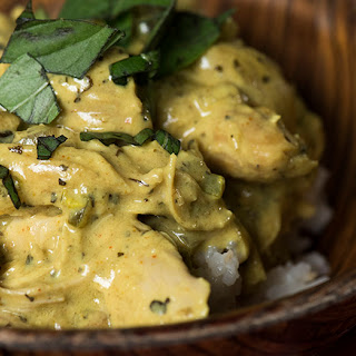 Slow Cooker Basil Chicken