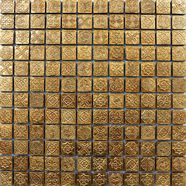 Mosaik Egypt Gold