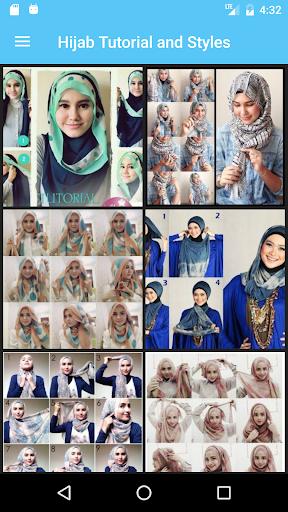Hijab Tutorial Styles
