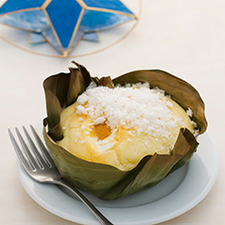 Feeling Sentimental and How to Make Bibingka (Christmas Rice Cakes).