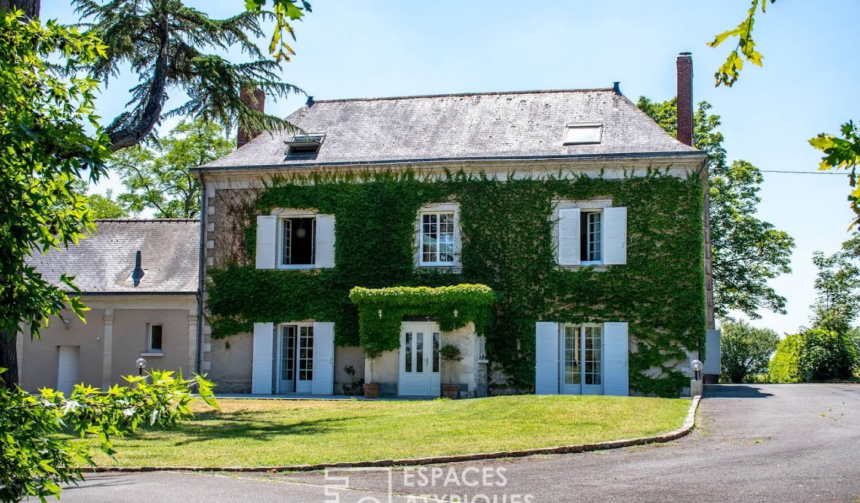 Maison Saint-Jean-des-Mauvrets