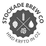 Logo for Stockade Brew Co
