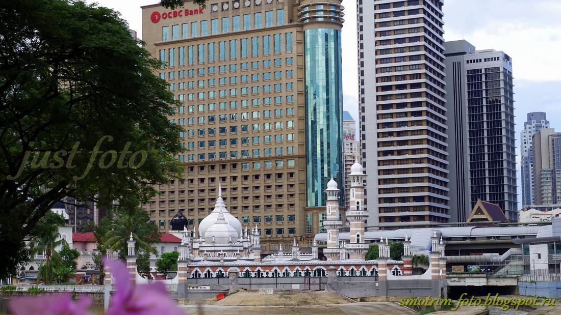 Куала-Лумпур столица