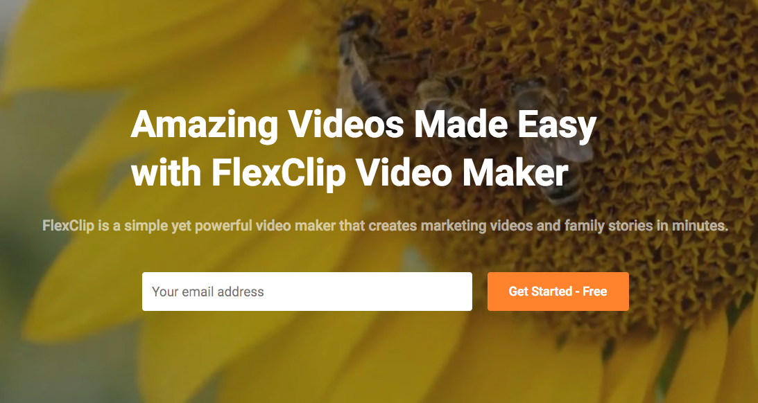 FlexClip - A Simple and Pleasant Video Editor for Everyone