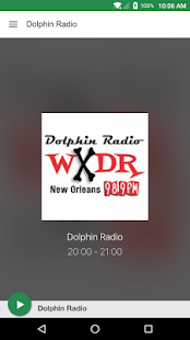 Dolphin Radio- screenshot thumbnail
