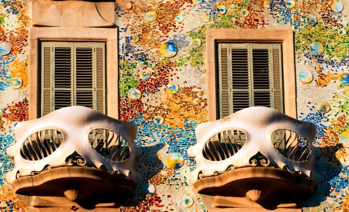 La casa mascherata di Andrea Izzotti