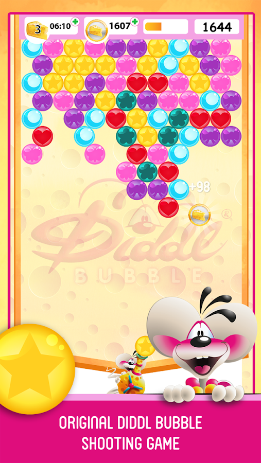 Diddl Bubble- screenshot