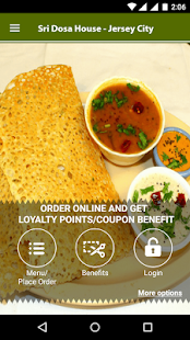 Ganesh Dosa House Jersey City- screenshot thumbnail