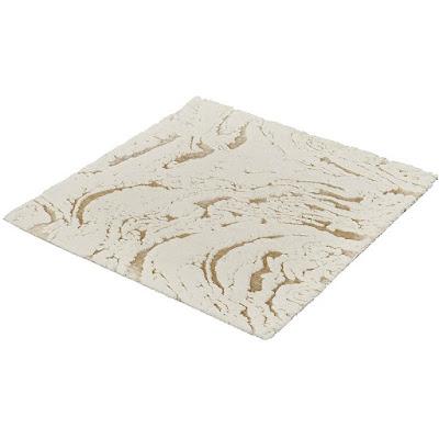 Коврик для ванной Kleine Wolke Everglades кремовый 60х60 см