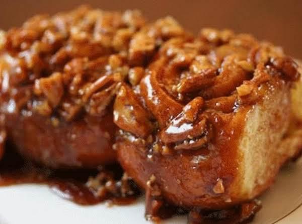 Cinnamon Sticky Buns Recipe