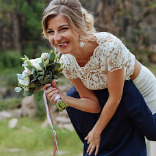 Wedding photographer Ekaterina Milovanova (KatyBraun). Photo of 04.10.2017