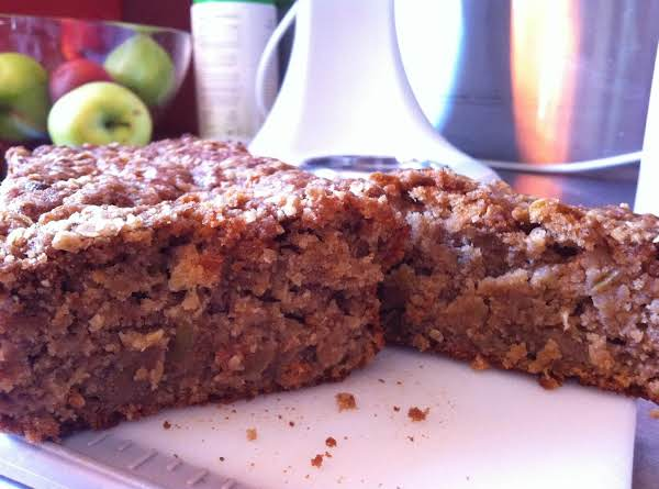 Buttermilk Apple-pie Zucchini Bread Recipe