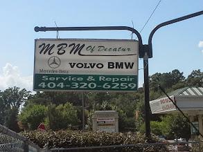 Photo: We do volvo repair.