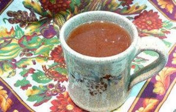 Slow Cooker Spiced Cranberry Cider Recipe