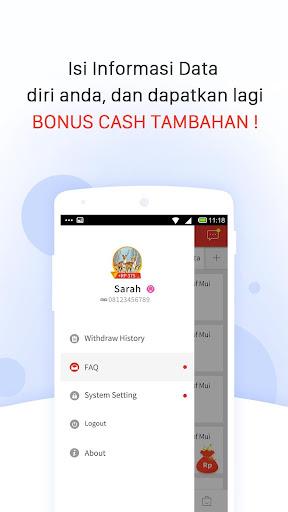 Money Locker :  Baca dan Dapatkan Pulsa Gratis ! app (apk) free download for Android/PC/Windows screenshot