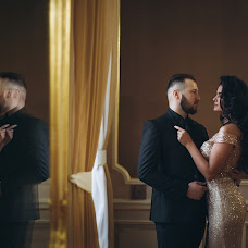 Wedding photographer Vasyl Kovach (kovacs). Photo of 03.10.2018