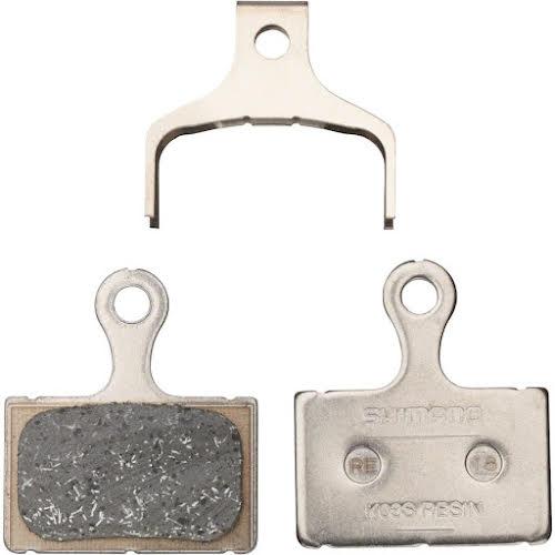Shimano K03S Resin Disc Brake Pads - Resin, Steel Backed