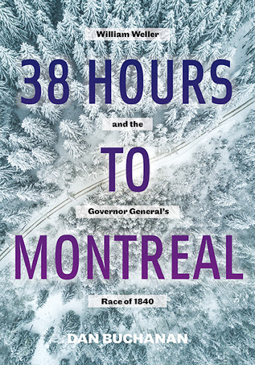 38 Hours to Montreal cover