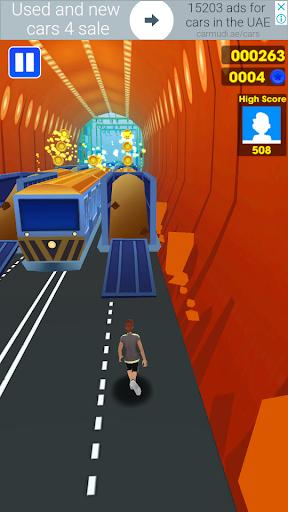 Subway Surf Boy Teen edition 1.7 screenshots 4