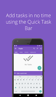 Purple: To-Do Lists and Tasks Organizer - náhled