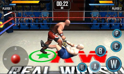 Real Wrestling 3D App Download For Android and iPhone 2