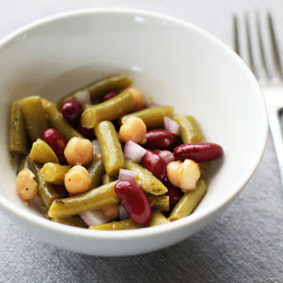 3-Bean Salad for One