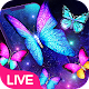 Galaxy Butterfly Live Wallpaper Download for PC Windows 10/8/7