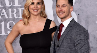 Gemma Atkinson felt beautiful at the BRITs thanks to Gorka