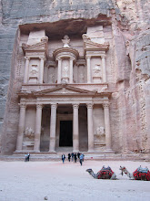 Photo: The Treaury at Petra